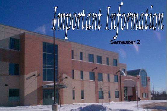 Semester 2 Turnaround Information
