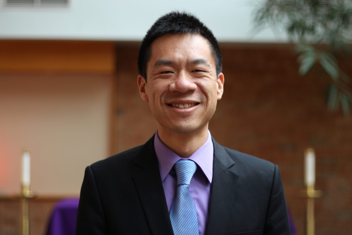 Cardinal Carter CHS welcomes Mr. D. Chan to the Admin Team