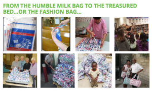 Milk Bags Unlimited–Doing Good with our spare time