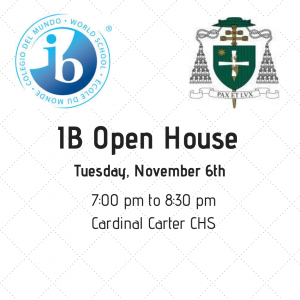 IB Open House