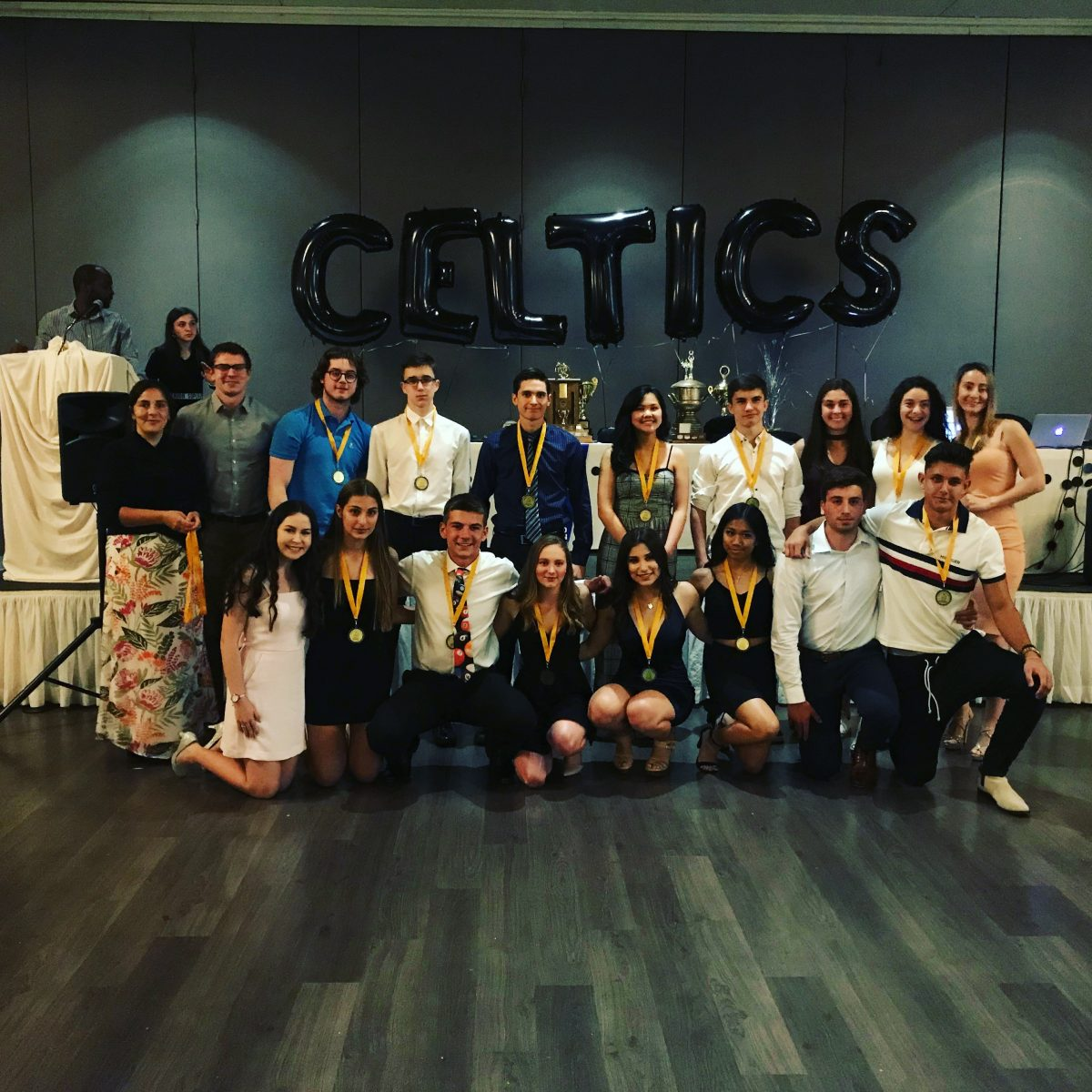 Another Celtics Athletic Banquet Celebration for the Books