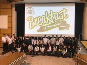 Breakfast of Champions Celebrates Carter's Humble Heroes