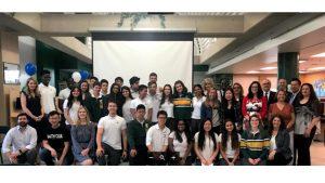 Superintendent Oloya Inspires 2019 IB Grads at Celebration