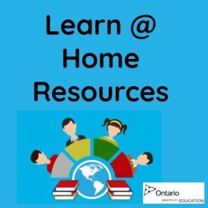 Learn @Home Resources