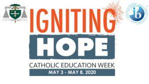 Catholic Education Week @Carter